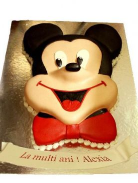 Tort Mickey Mouse vesel
