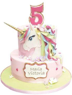 Tort cu unicorn Victoria