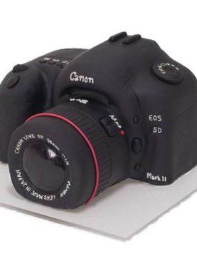 Tort aparat foto Canon