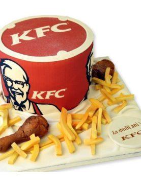 Tort corporate KFC