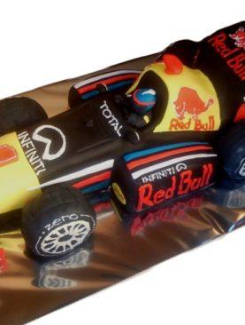 Tort masina curse Formula 1