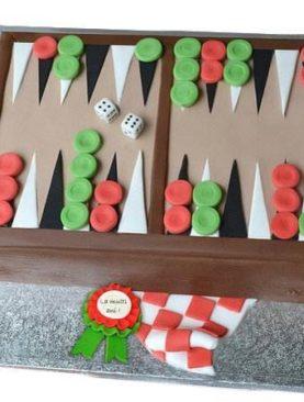 Tort joc de table