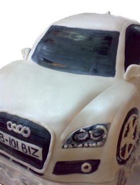 Tort masina Audi TT