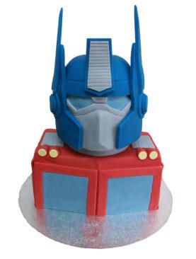 Tort transformers optimus prime