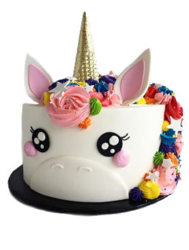 Tort unicorn squishy