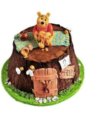 Tort pentru copii Winnie