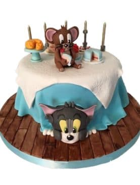 Tort Tom si Jerry
