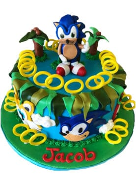 Tort Sonic the Hedgehog