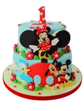 Tort Mickey si prietenii