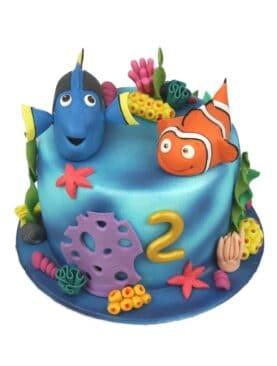 Tort cu pestisorul Nemo