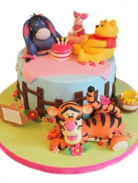 Tort Winnie si prietenii