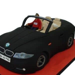 Tort masina BMW Cabrio