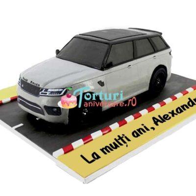 Tort masina Range Rover