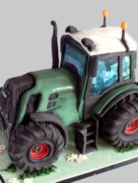 Tort in forma de tractor