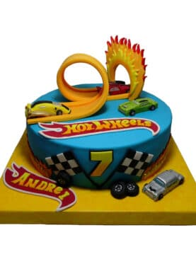Tort pista Hot wheels