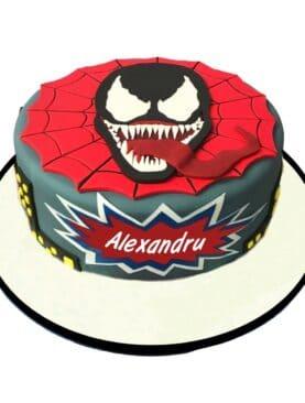 Tort Venom Super Raufacatorul