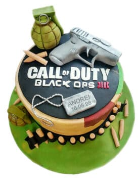 Tort Call of Duty