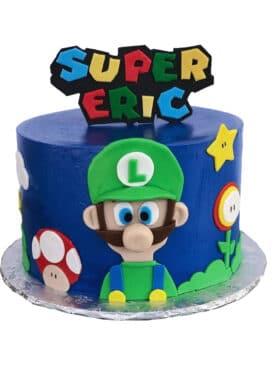 Tort Super Mario Bros