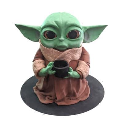 Tort Star Wars Baby Yoda